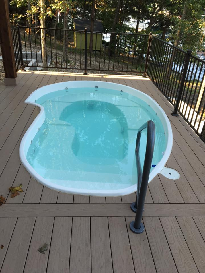 Hot Tub Addition